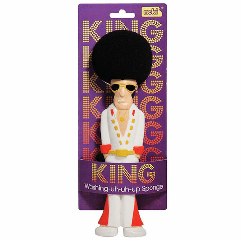 Elvis the King's Sponge