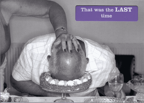 Face In Cake - The Last Time