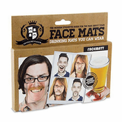 Face Mat Coasters