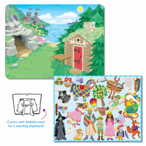 Fairytale Make Me a Story Magnetic Playboard