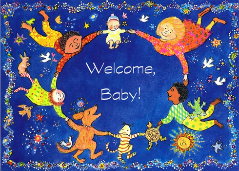 Family Circle, Welcome Baby