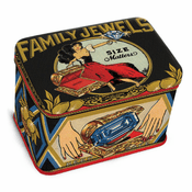 Family Jewels Jr. Tin Treasure Box