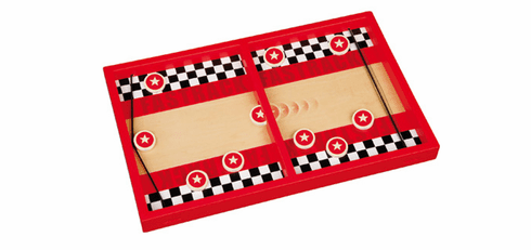 Fastrack Wooden Game