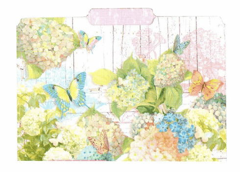 File Folder: Butterfly Fence