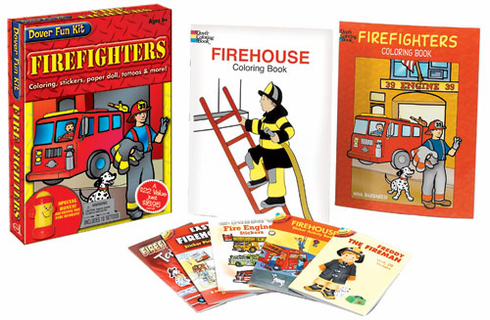 Firefighters Fun Kit