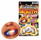 Flashing Mouth Light