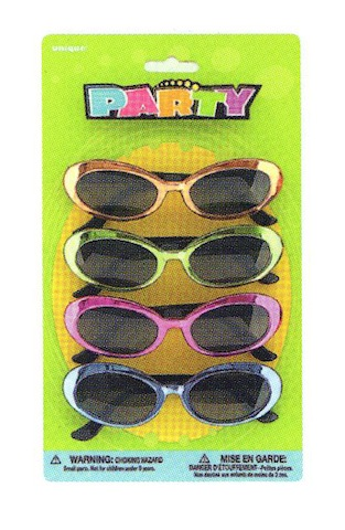 Flashy Sunglasses Party Favors