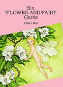 Flower and Fairy Cards (6)