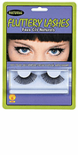Fluttery Lashes