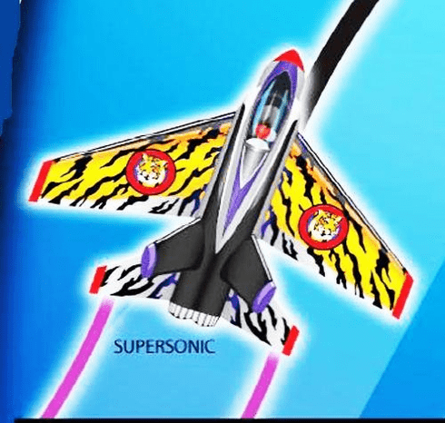 Flying Aces Super Sonic Kite