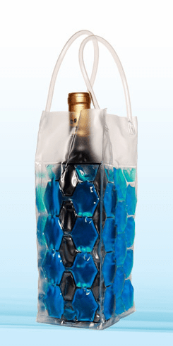 Four Sided Cool Sack Blue