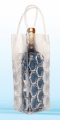 Four Sided Cool Sack Clear