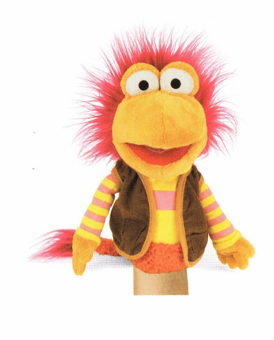 Fraggle Rock Gobo Hand Puppet