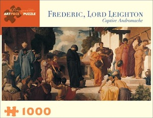 Frederic, Lord Leighton: Captive Andromache Jigsaw Puzzle