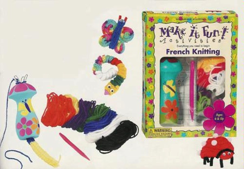French Knitting Set