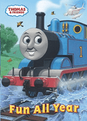 Fun all Year (Thomas & Friends) Coloring Book
