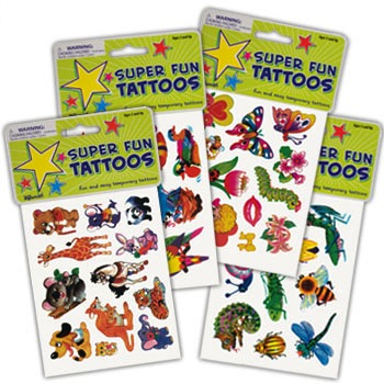Fun Tattoos