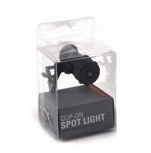 Gadget Clip on Spotlight