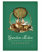 Garden of Eden Passport - Notebook