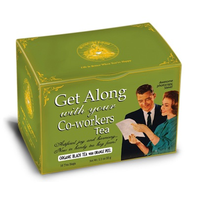 Get Along With Your Co-Workers Tea