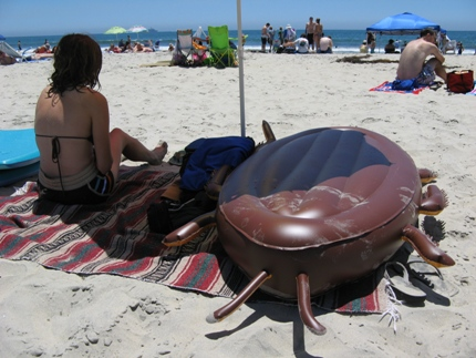 Giant Cockroach Inflatable