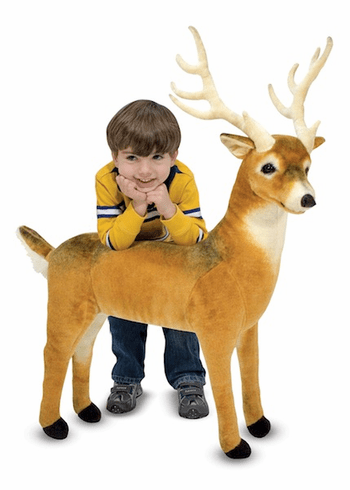 Giant Deer Plush