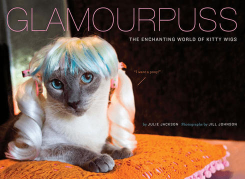 Glamourpuss: The Enchanting World of Kitty Wigs