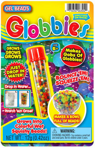 Globbies Colorful Balls