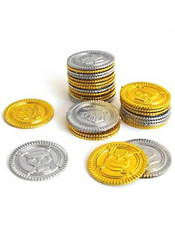 144 GOLD COINS-86932