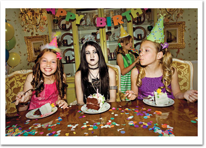 Goth Girl Birthday