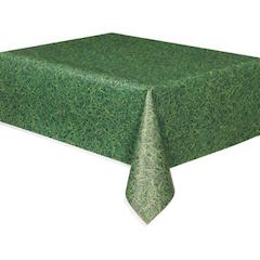 Green Grass Tablecover