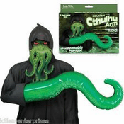 Green Tentacle Arm