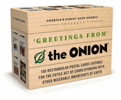 Greetings from the Onion: Postcards