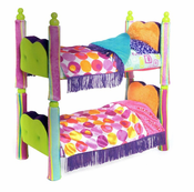 Groovy Girls Bomtastic Bunk Bed