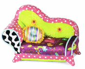 Groovy Girls Chic A Delic Chaise Couch Plush