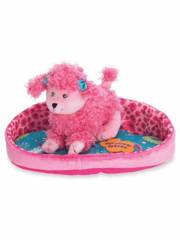 Groovy Style Royal Splendor Puppy & Pouf