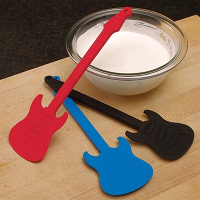 Guitar Baking Spatula
