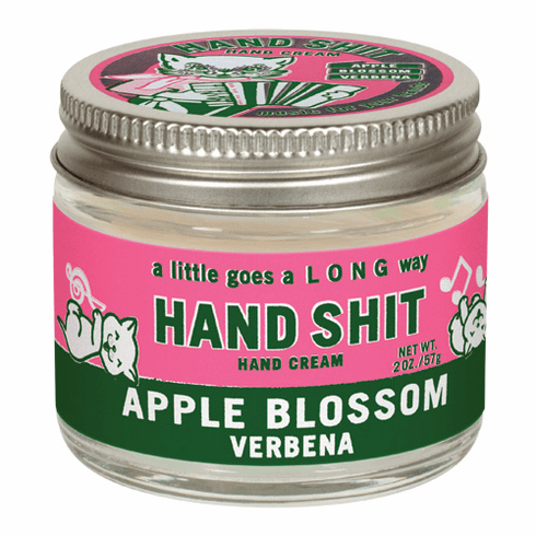 Hand Shit Hand Cream Apple Blossom Verbena