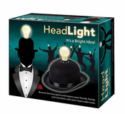 Headlight Lamp Hat