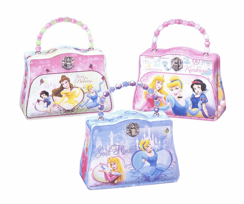 Heart of a Princess Tin Purse