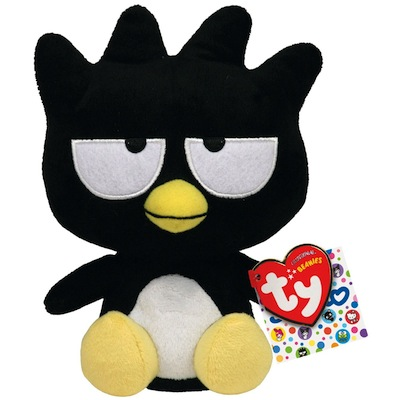 Hello Kitty Badtz Maru Beanie Baby
