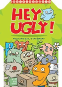 Hey Ugly! Fold & Mail Stationery