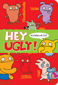 Hey Ugly! Notebook Set