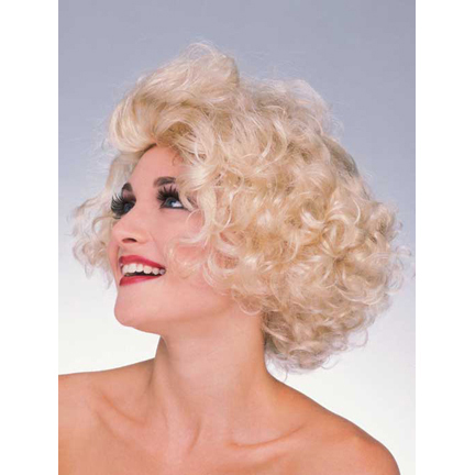 Hollywood Blonde Starlet Wig