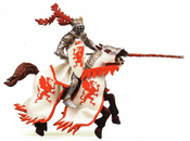 Horse - Dragon King (Red)