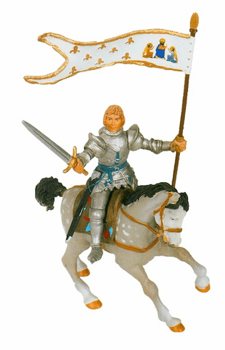Horse - Joan Of Arc