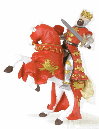 Horse - King Richard (Red)