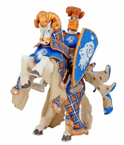Horse - Knight Of Ram