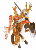 Horse - Knight Of Stag