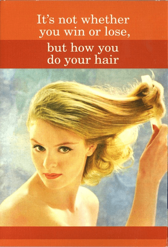How You Do Your Hair